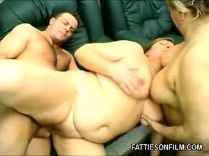 Fatties Get Cock Plugged