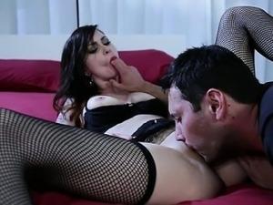 Hot wife oops creampie