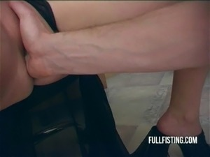 Passionate Fisting For A Wet Succulent Teen Pussy free