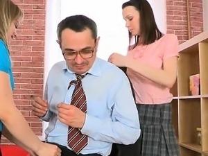 Obeying teacher\'s orders