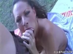 Naked Mature Lady Handjob free