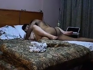 Horny Arabic Chick And Her Boyfriend