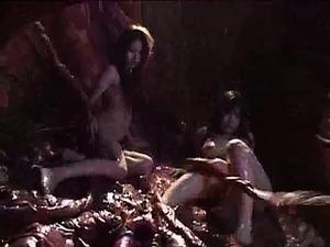 Real life japanese hentai tentacle porn vid