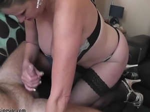 Tori is a great british milf that loves cock and spunk and takes a good load...