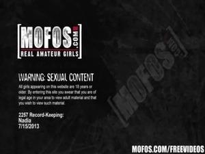 Mofos - Give Me a Footjob! free