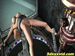 3D Animation_ Alien Invasion 1