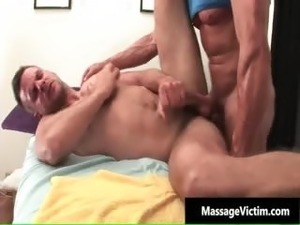 Anal massage for gay dude who gets part4
