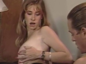 2 sexy girls and one horny guy makes for some  hot classic 3 way fucking