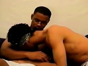 Hot Anal Fucking by Two Ghetto Gay Gangsta