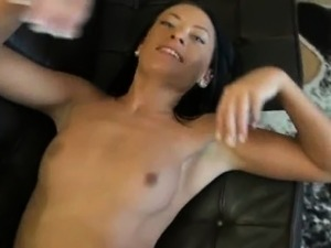 Pretty Ex Girlfriend With A Perfect Body Getting Rocked