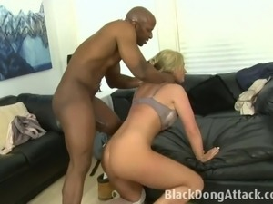 Phoenix Marie gets fucked hard by a BBC
