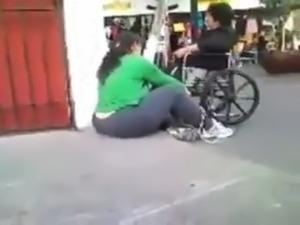 Big ass Pawg in da street Losooz free