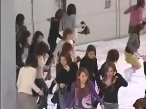 500 Jap girls get fucked at once.