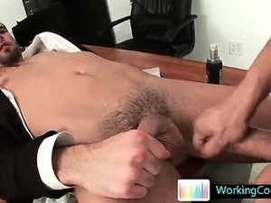 Jake getting his cute ass fucked hard part5