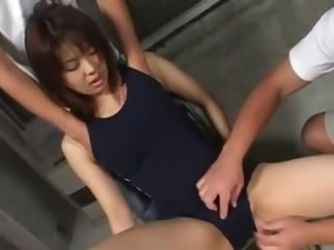 Hardcore asian sex in prison