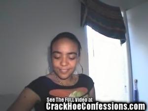 Oreo Crack Ho Spills Her Gutsin free