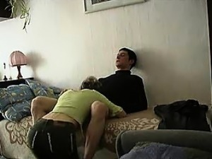 cougar Jenny spied with her toyboy