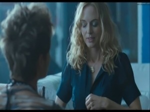 Heather Graham nude and lesbian sex scene free