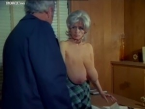 Chesty Morgan nude from Double Agent 73 free