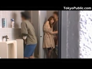 Hot Japanese Fucks Guys In The Public Restroom free