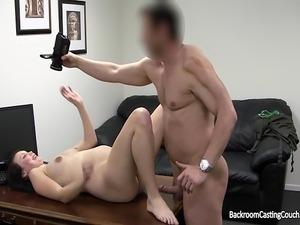 Pregnant Girl Assfucked