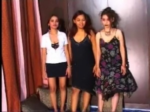 sexy indian girls threesome with hindi audio free