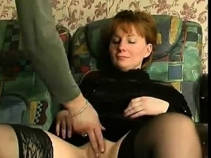 Charming Pantyhose Beauty Tight Fucked