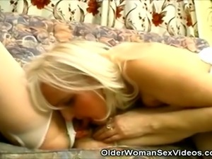 We have these lesbian grannies on this clip as they look for some lovin' and...