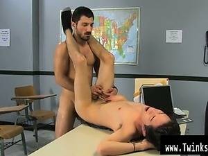 Hot gay scene Jason Alcok is a naughty young youngster that doesn't