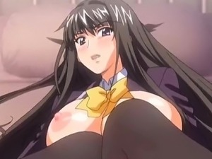 Fabulous romance hentai clip with uncensored big tits scenes