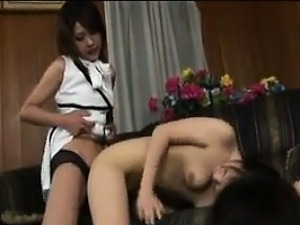 Young Asian Lesbians