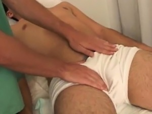 Twink video He had me take my boxers off and he commenced to