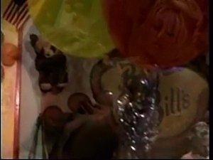 Early Jill Kelly scene, from Carnival
