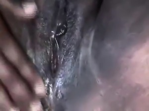 Second part of womany\'s big ass licked In this part of