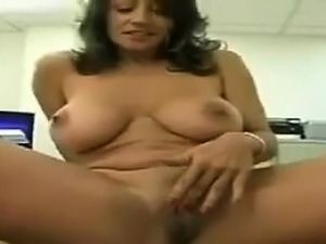 Fingering At The Office Point Of View
