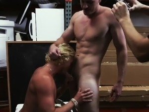 Blonde Surfer suck my dick and fucks him in the anal