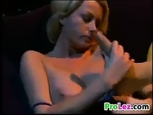 Lesbians That Have A Fetish For Feet