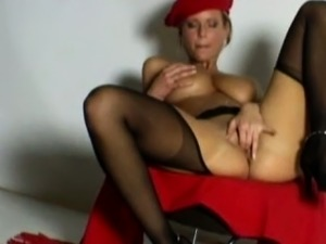Shannon Kelly is one hot MILF! Her red hair in on fire just
