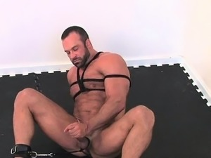 The cum won\'t stop flowing in this jock-stocked compilation!