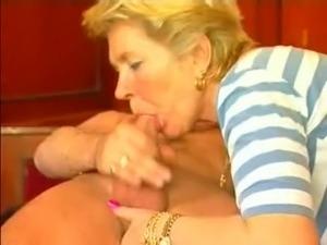 Rough Russian mature orgy
