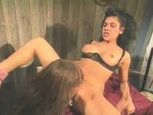 Alicia fucked Dominique