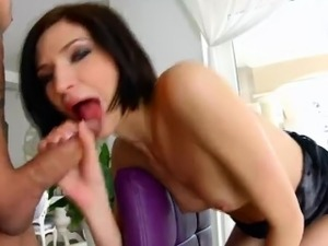 Lina Arian fucked in all her slick sex holes