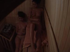 Czech Sauna Hidden Cam Voyeur