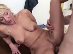 MILF Teacher seduce Young Boy to Fuck after Sport Lesson