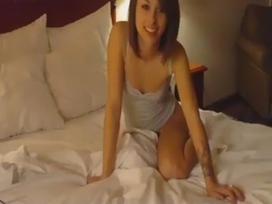 Cheating on webcam - WatchMeWet.com free