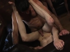 Naked gay twinks with or without speedos James Takes His Cum