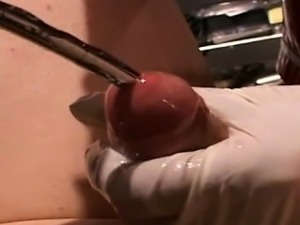 Hot student eating pussy
