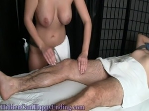 Hidden Cam Happy Ending 42 free