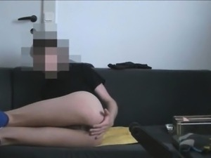 Danish Teen Boy Loves Dildo - DTLDildo Gay 31