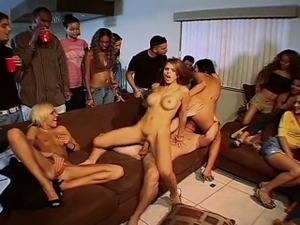 Hot fucking at the poker game